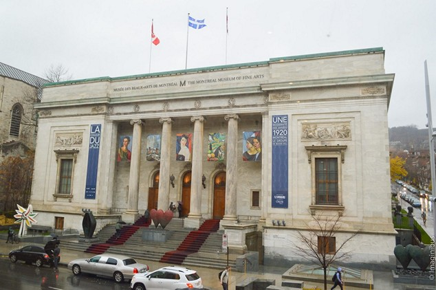 Montreal Museum of Fine+Arts