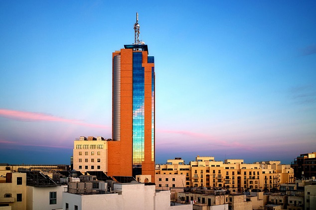 Portomaso Business Tower
